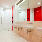 Toilet design and fit out by Amspec Design and Build