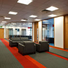Mere One office design and fit out photography for Amspec Design and Build