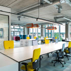 Mi Idea Office fit out for Amspec Design and Build