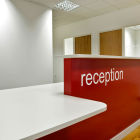 Shop reception in Wigan by Amspec Design and Build