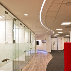 Complete office design and fit out by Amspec Design and Build